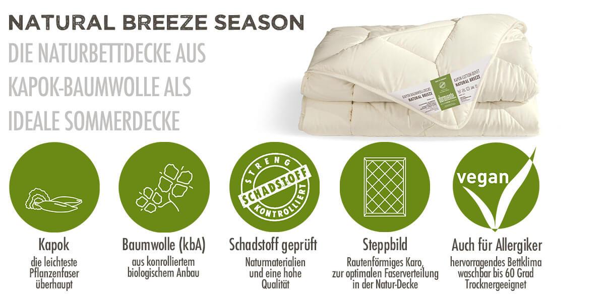 dormiente-Natural-Breeze-Kapok-Baumwoll-Sommerdecke