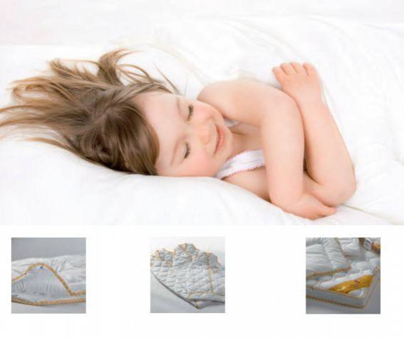 Kinderbettmatratze honey & care