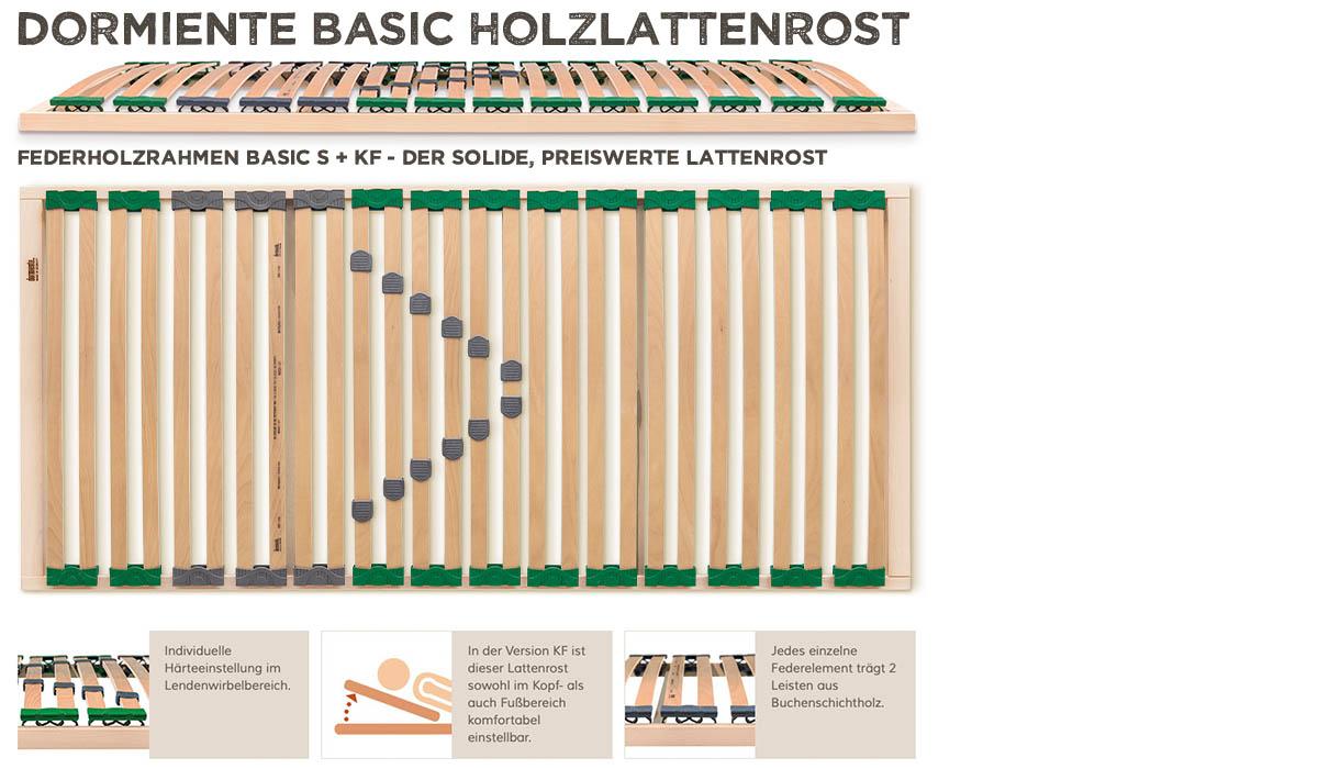 dormiente-Basic-Lattenrost-Produktmerkmale