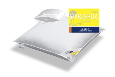 Schlafstil Margerita Daunen Kissen