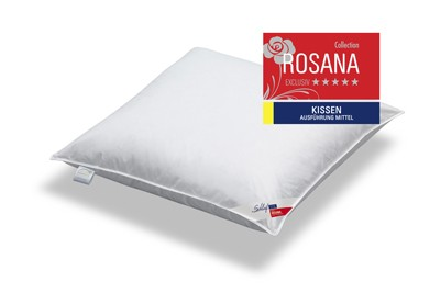 Schlafstil Rosana Daunen Kissen