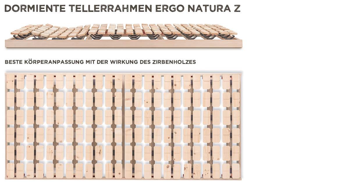 dormiente-Ergo-Natura-Z-Tellerrahmen
