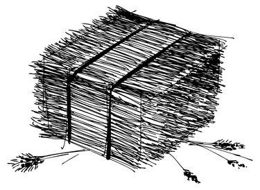 Joka-Materialkunde-Zeichnung-Stroh