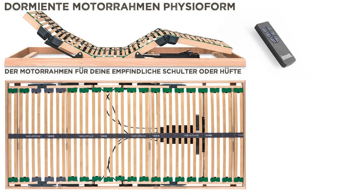 dormiente-Physioform-Motorrahmen