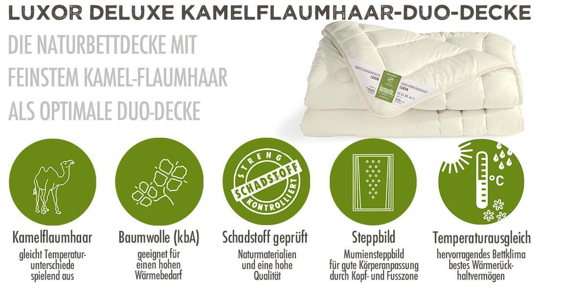 dormiente-Kamelflaumhaar-Decke-Luxor-Deluxe-Duo-Daten-und-Fakten