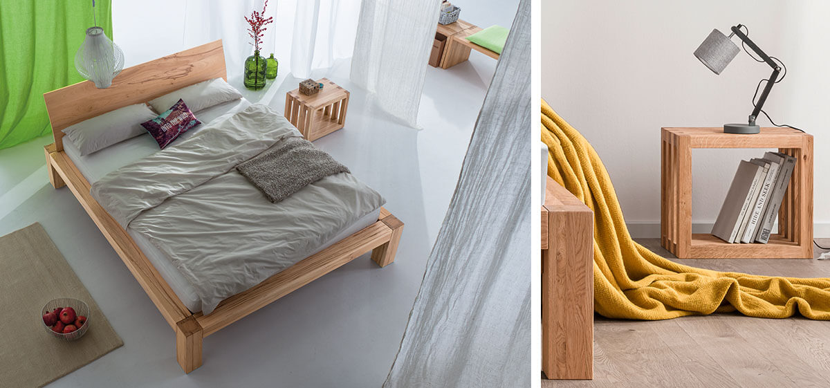 dormiente-Kara-Nachkonsole-und-Bett-Ambiente
