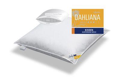 Schlafstil Dahliana Daunen Kissen