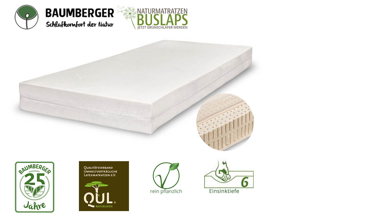 Baumberger-Varia-Solo-Junior-Naturlatexmatratze-online-bestellen