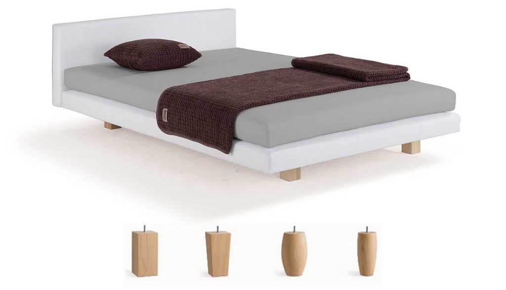 dormiente-Lounge-Night-Fussvarianten-fuer-Polsterbett-Lounge-Night