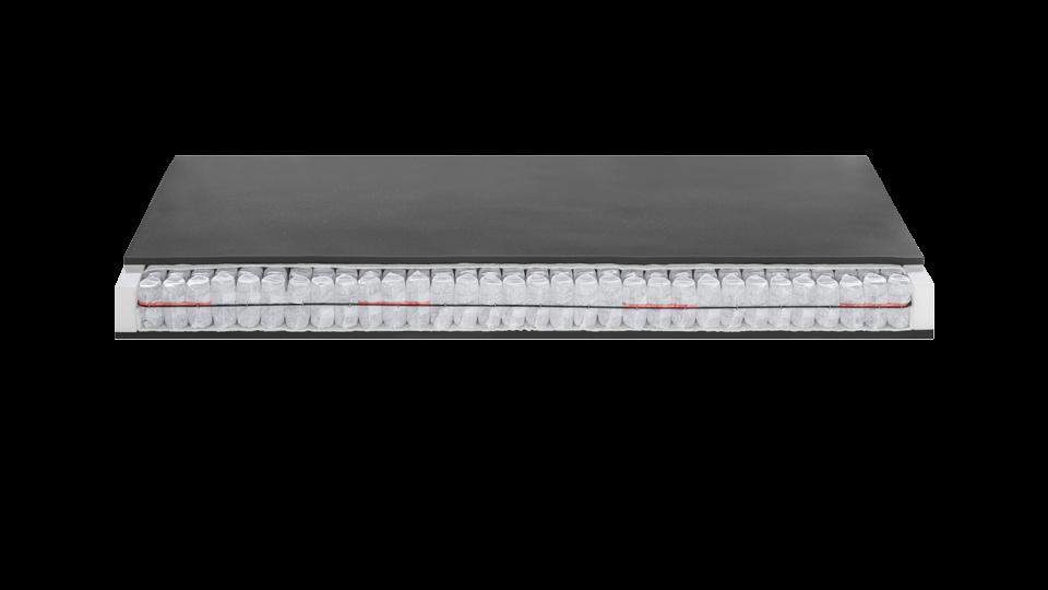 Rummel-MY-300-T-Taschenfederkern-Matratze-Kern-Seitenansicht